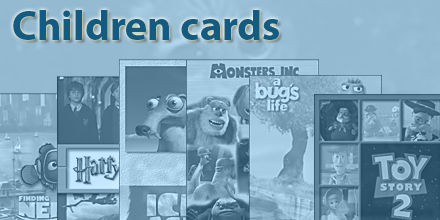 Children Cards